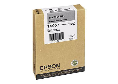 T6057 LIGHT BLACK 110Ml For 4800/4880