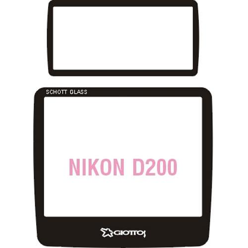 Screen Protect For Nikon D200
