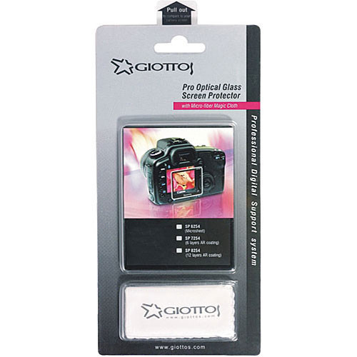Giottos SP8304L Screen Protection For Nikon D3