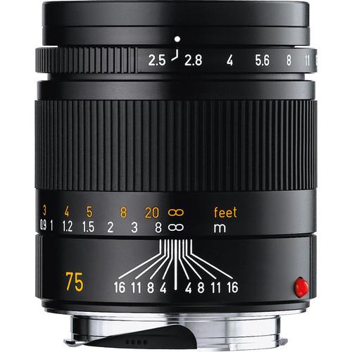 Leica Summilux-M 21mm f/1.4 ASPH. Lens (S8)