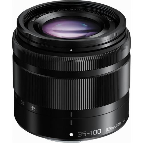 Lumix G Vario 35-100mm f/4.0-5.6 ASPH. Mega O.I.S. Lens