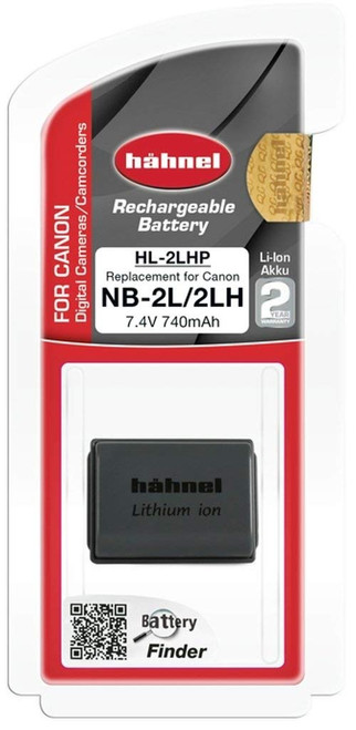 Hahnel - HL-2LHP CANON BATTERY FOR NB-2L