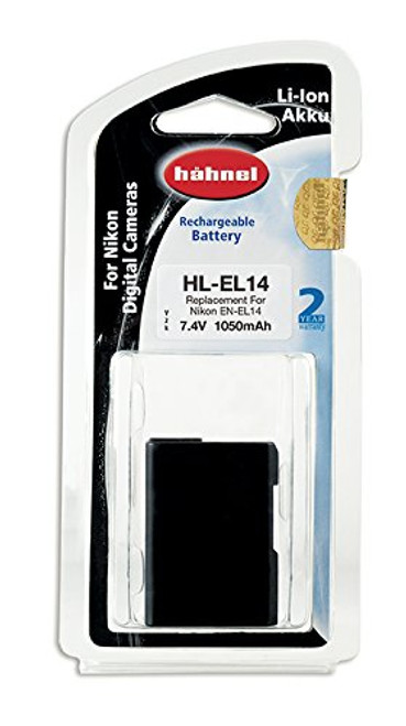 HL-EL14 Battery For Nikon Digital Cameras