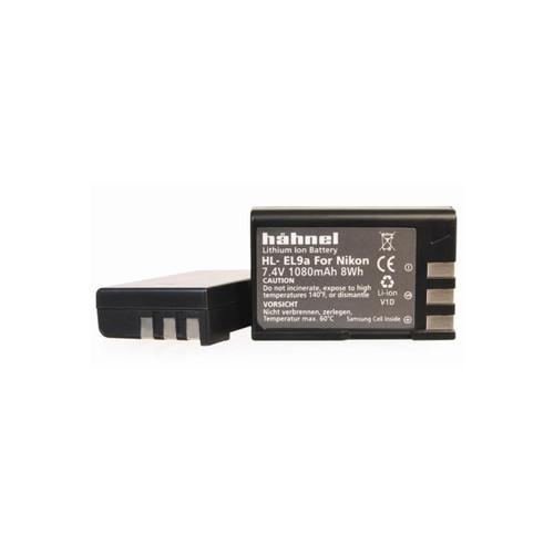 Hahnel HL-El9a Nikon Replacement Battery For EN-EL9