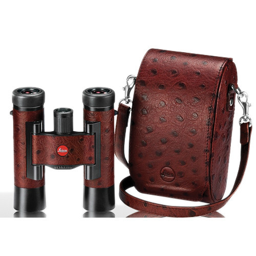 10 X 25 Ultravid Ostrich Leather Special Edition