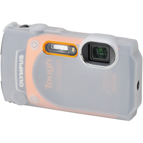 Olympus CSCH-124 Silicone Jacket for Tough TG-860 Digital Camera