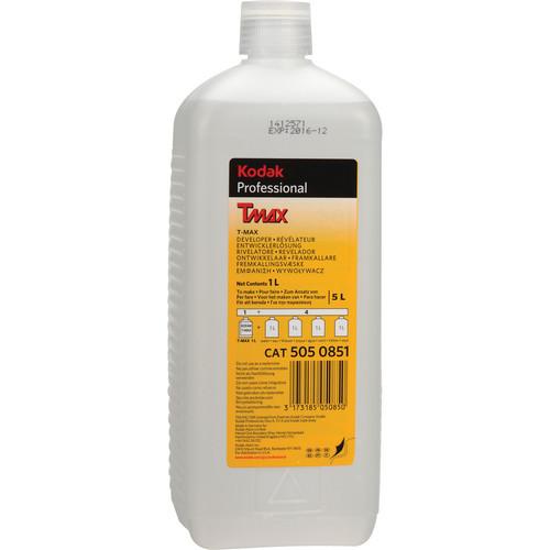 Kodak Professional T-MAX Developer (33.8 oz / 1 l)