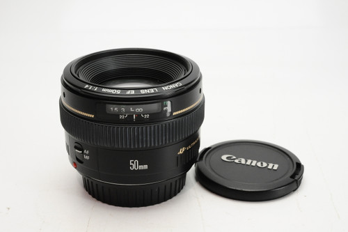 Pre-Owned - Canon EF 50Mm F1.4 USM