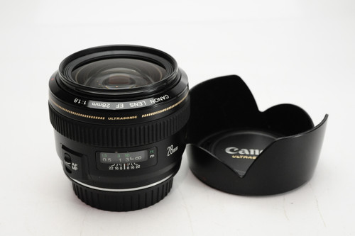 Pre-Owned EF 28Mm F1.8 USM
