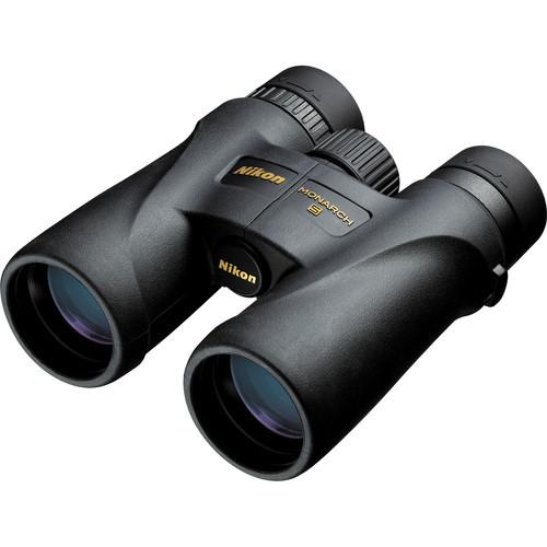Nikon 7576 MONARCH 5 8 x 42 Binocular (Black)