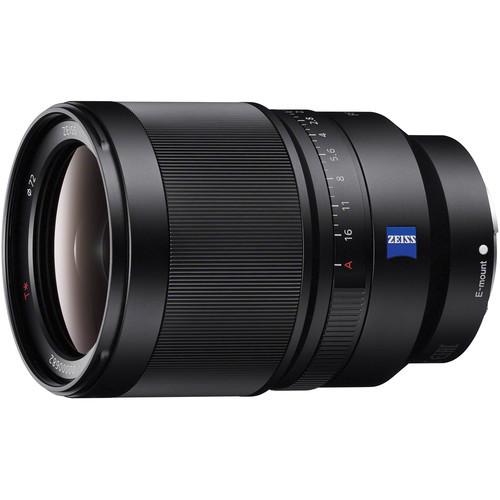 Sony FE 35mm f/1.4 ZA Distagon T* Lens