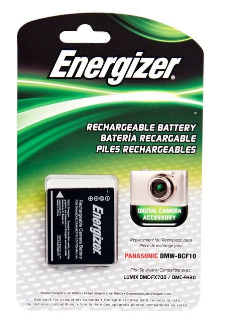 Energizer DMW-BCF10 For Panasonic (Black)