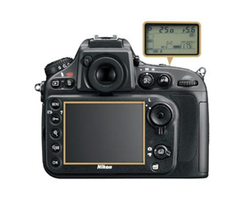 LP-SD800 LCD Protective Film For Nikon D800/E