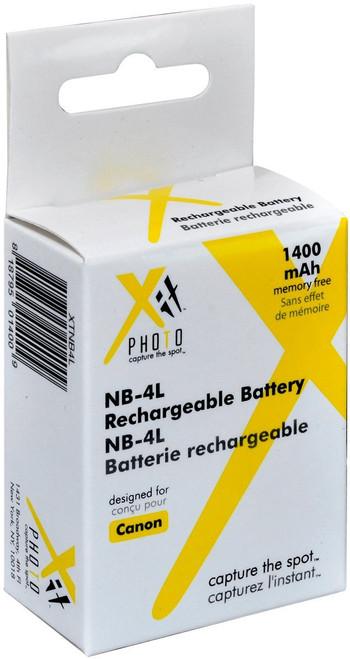 Xit XTNB4L NB-4L Lithium Battery (Grey)