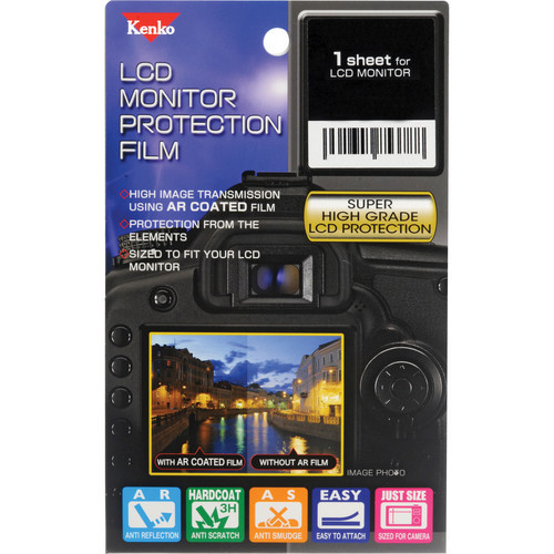 Kenko LCD Monitor Protection Film for the Olympus OM-D E-M1 Camera