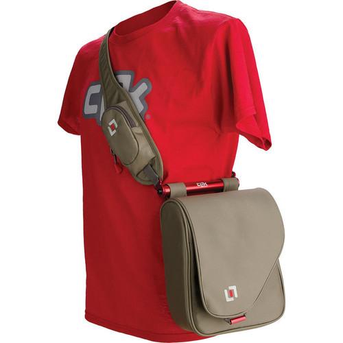 Clik Elite Elemental 4/3rds Shoulder Bag (Tan)