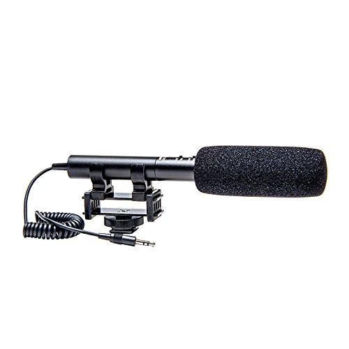 Azden SGM-990+I Supercardioid/Omni Shotgun Microphone with 2-Position Switch