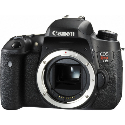 Canon EOS T6s DSLR Camera (Body Only)
