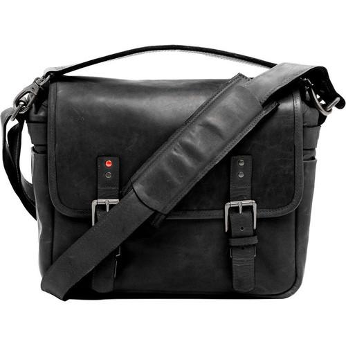 ONA The Berlin II/Leica Bag (Leather Black)
