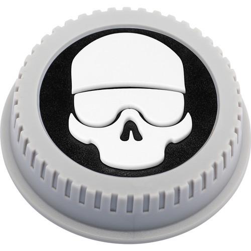 BlackRapid LensBling Skull with Goggles Cap for Canon Lenses