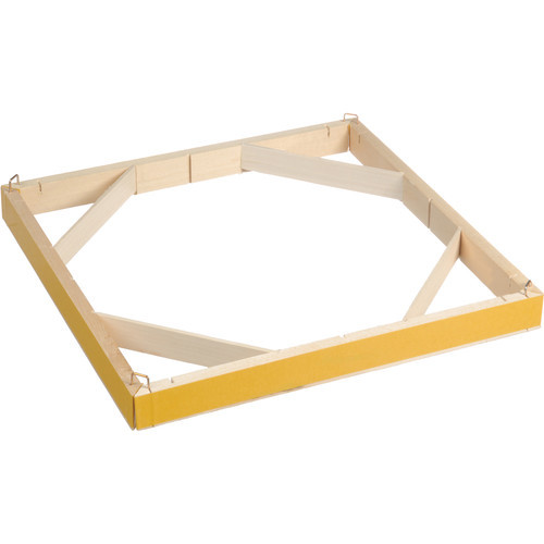 """Hahnemuhle Standard Gallerie Wrap System: (10"""" Stretcher Bars)"""