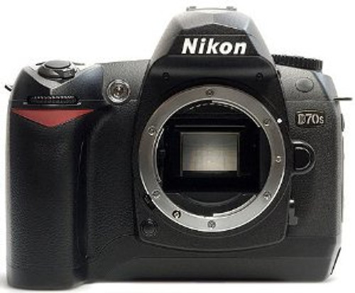 Pre-Owned - Nikon D70  Body Only