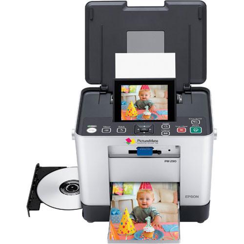 Picturemate Zoom (PM 290) Compact Photo Printer