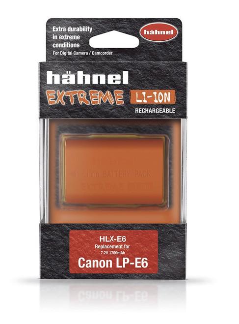 Hahnel Extreme HLX-E6  Li-Ion 7.2V 1650Ma Battery