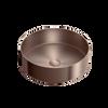 Nero Tapware Nero Opal 304 Round Stainless Steel Basin - Brushed Bronze
