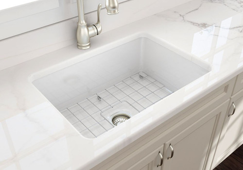 Turner Hastings Turner Hastings Cuisine 68 x 48 Inset / Undermount Fine Fireclay Sink