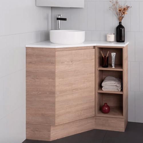 Architectural Designer Products ADP Emporia Corner Vanity