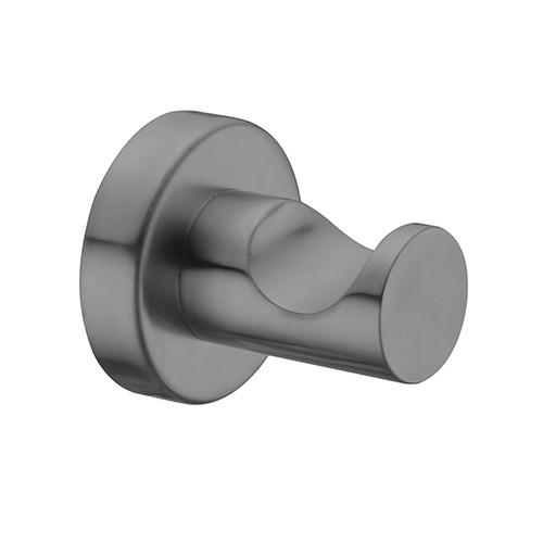 Nero Tapware Nero Mecca Robe Hook - Gunmetal