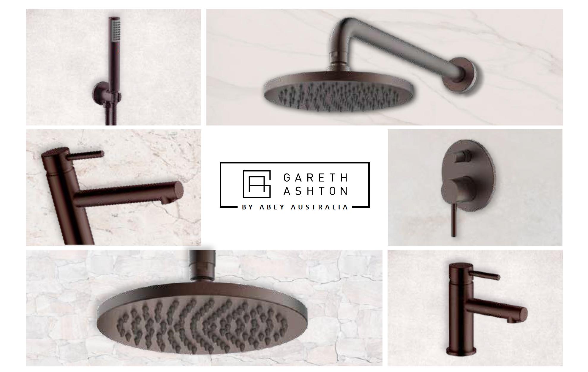 Gareth Ashoton Antique Copper Bathroom Tapware Showers And Accessories Mimicoco