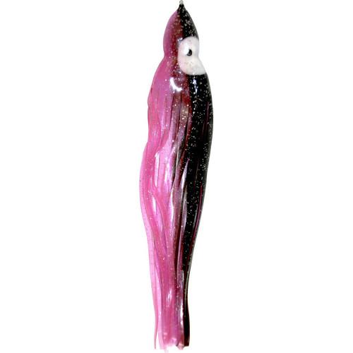 Black & Luminous Pink