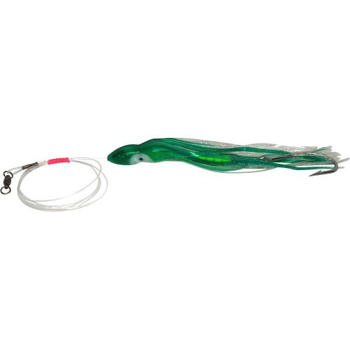 Daisy Chain Striker - Green & Silver Sparkle