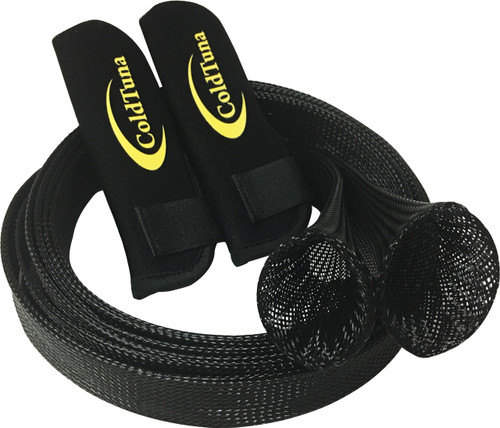 Fishing Rod Covers with rod tip protectors