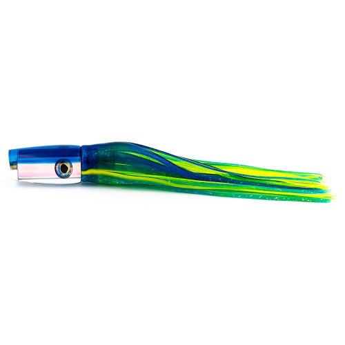 "Tournament Series Trolling Lure - Tuna, Marlin, Sailfish, Mahi – 9"" Rigged Glow Special"
