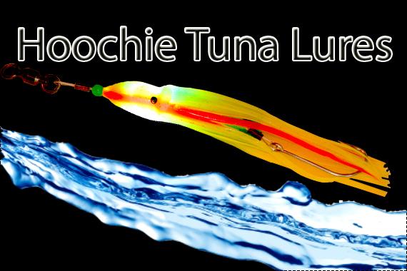 Squid Skirt Hoochie Lures