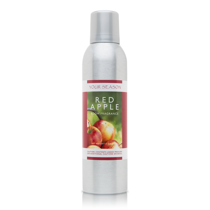 Your Season Red Apple Room Fragrance Made With Essential Oils