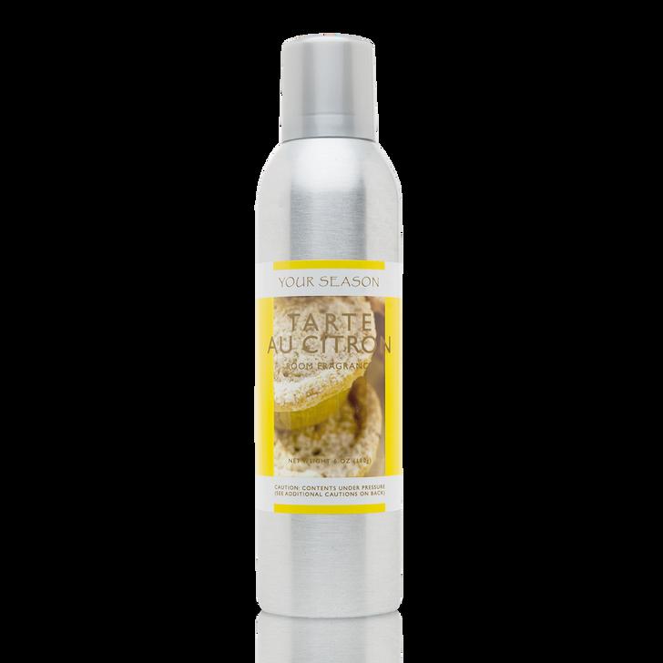 Your Season Tarte Au Citron Room Fragrance Made With Essential Oils