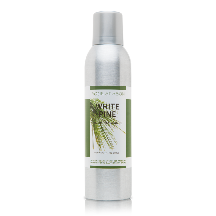 Your Season White Pine Room Fragrance Made With Essential Oils