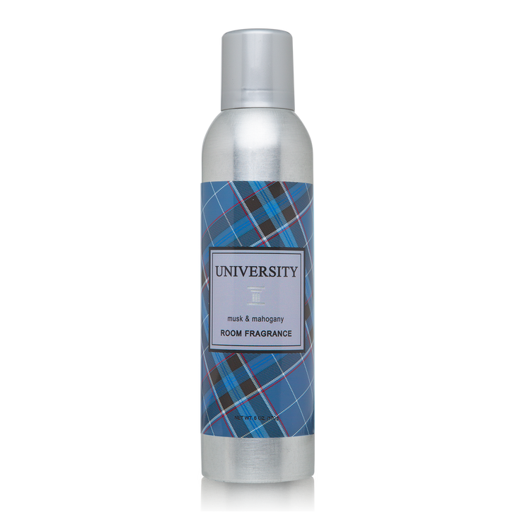 University Blue Room Fragrance Made With Essential Oils