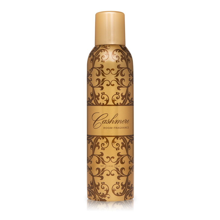Cashmere Gold Room Fragrance Made With Essential Oils