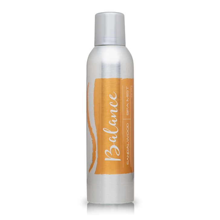 Balance Spa Mist Made With Essential Oils
