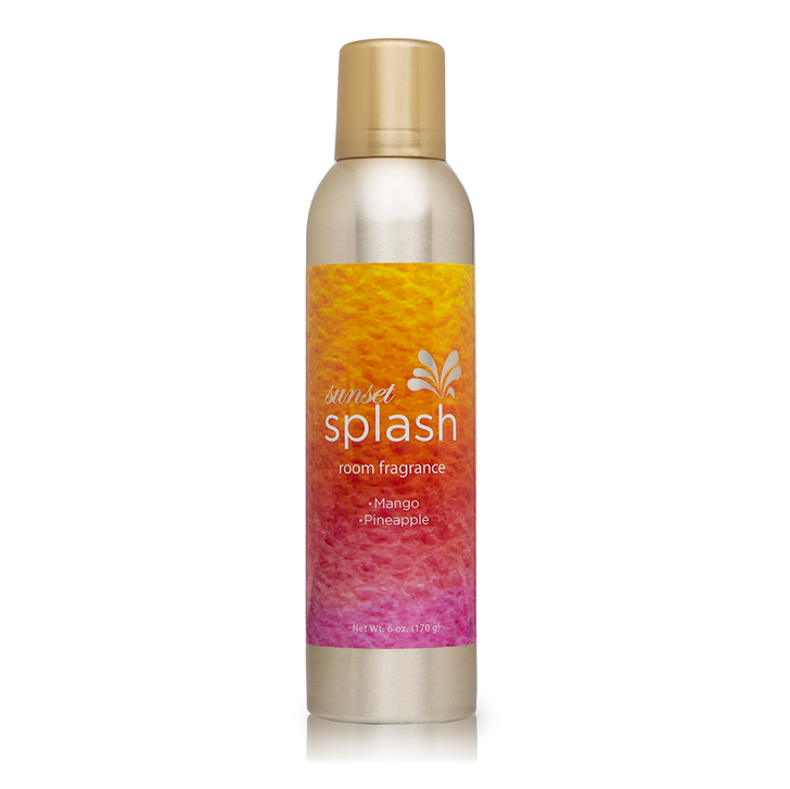 Sunset Splash Room Fragrance Made With Essential Oils