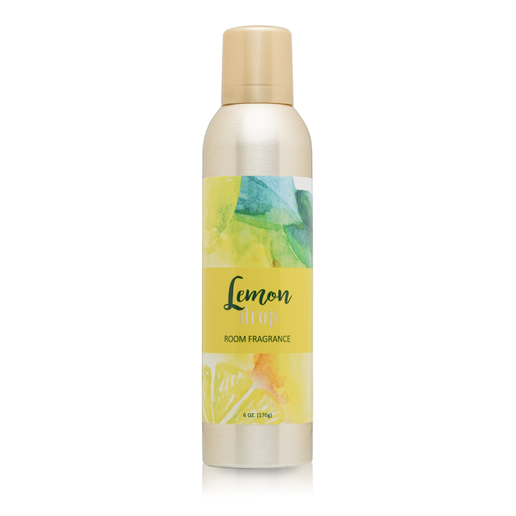 Lemon Drop Room Fragrance with Essential Oils.