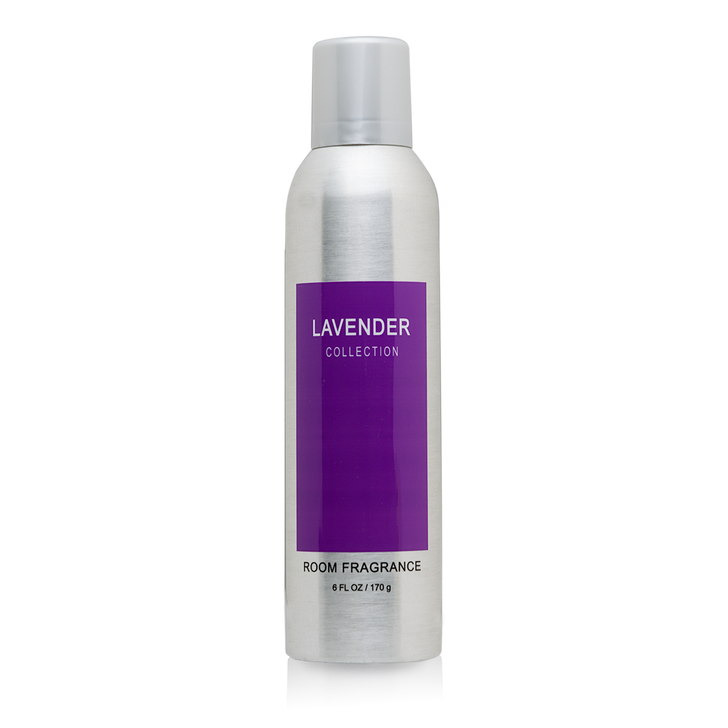Lavender Collection room fragrance with essential oils..
