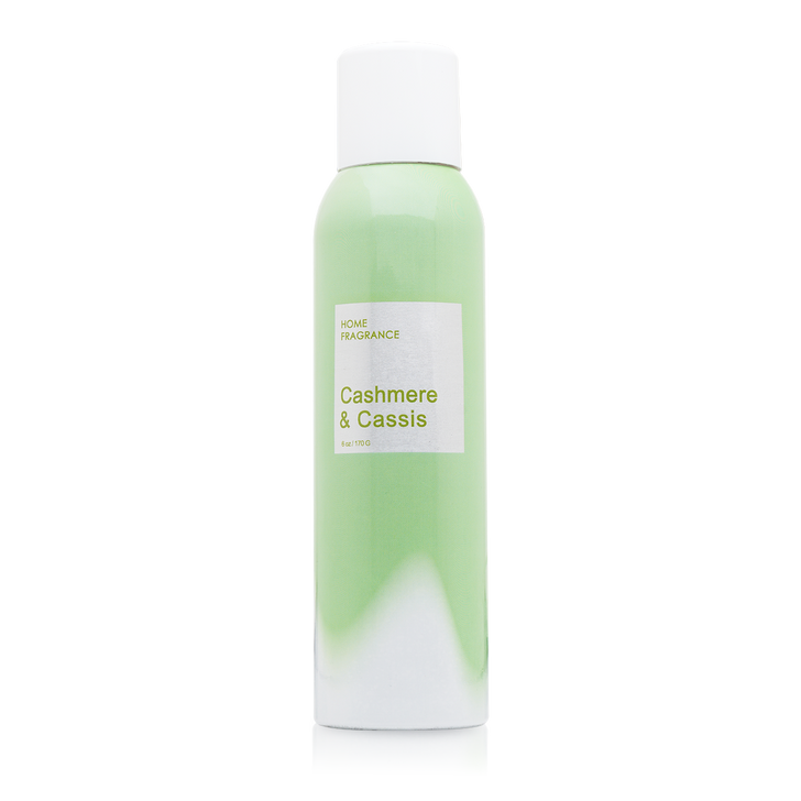 Cashmere & Casis  Home Fragrance with essential oils.