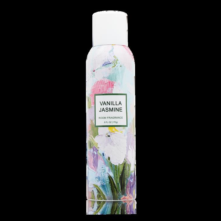 Vanilla Jasmine Home Fragrance with essential oils.