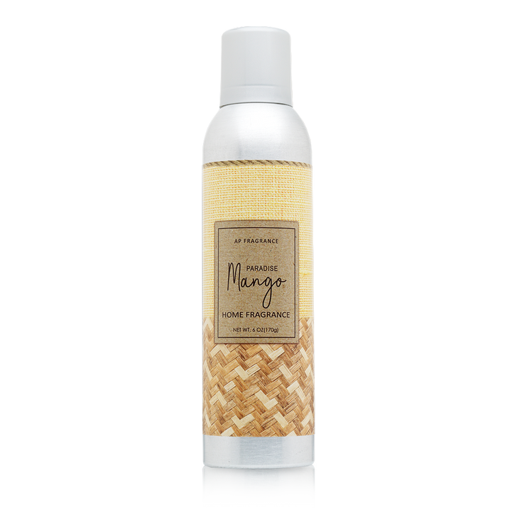 Paradise Mango Home Fragrance with essential oils.